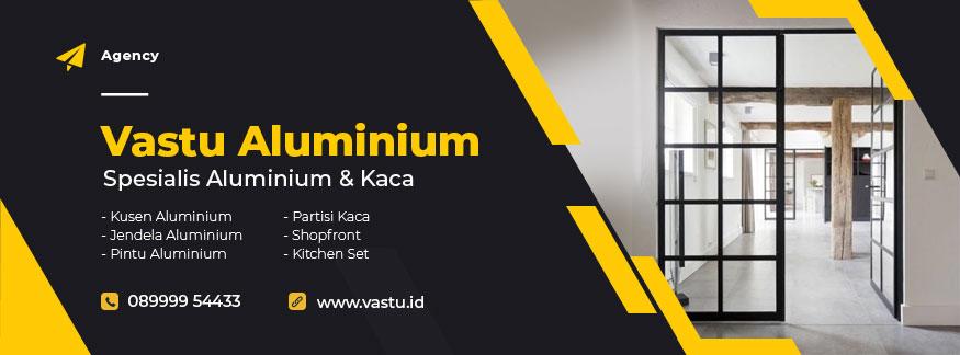 Toko Kusen aluminium di Grand Wisata Tambun